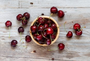 Do Cherries Have Fiber?