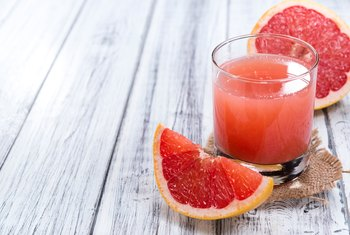 Vorteile der Ruby Red Grapefruit