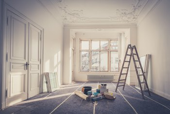 How to Paint Old Plaster Walls