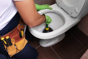 How to Fix a Toilet That Has High Water