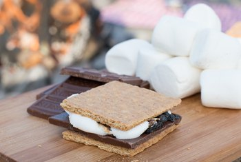 Are Burned Marshmallows Healthy?