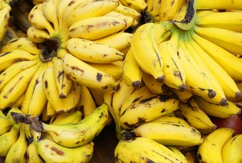How to Know When Bananas on a Tree Are Ripe