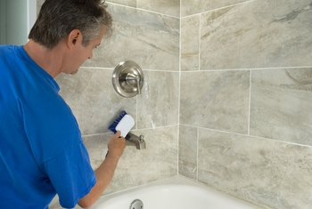 How Long Should Grout Set Up Before Walking on the Tile?