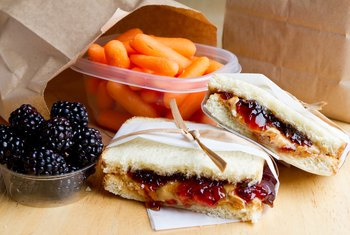 Construction Worker Lunch Ideas