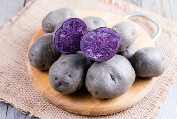 Purple Potatoes Nutrition Facts