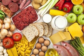 5 Main Food Groups