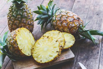 Is the Outside of a Pineapple Poisonous to Eat?