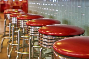 How to Restore 1950s Chrome Kitchen Table & Chairs