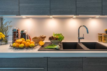 What Type of Lighting is Recommended for Above the Kitchen Sink?