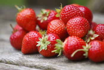 How Much Vitamin C Is in a Strawberry?