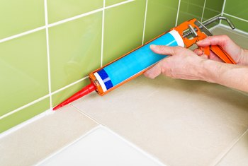 How Long Should Fresh Silicone Caulk Dry Before Using the Shower?