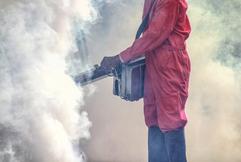 Clothing Safety After Fogging a Home for Insects