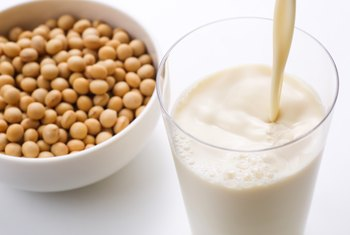 What Are the Health Benefits of Soy Milk for Men?