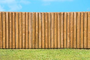How Far Apart Should You Set Pickets on a Privacy Fence?