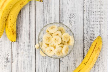Bananas as Brain Food