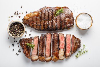 How Much Protein Is in 4 Oz of Beef?