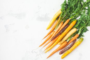 Healthy Carrot Snacks