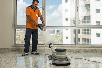 How to Clean an Old, Dirty Marble Floor