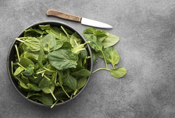 Nutrient Absorption & the Preparation of Spinach