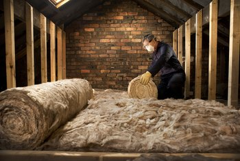 Recommended Inches of Cellulose Attic Insulation