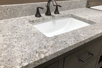 Cultured Marble Vanity Tops Vs. Solid Surface