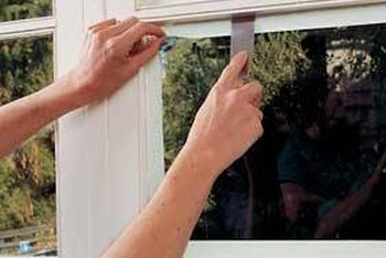 Remove Paint From Vinyl Windows