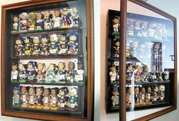 Bobble-heads Display Case