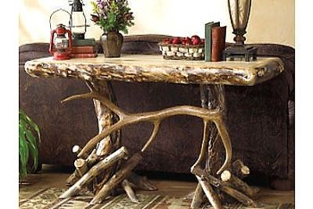 Handmade Rustic Coffee Table