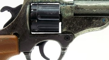 How to Repair the Bluing on a Gun Barrel