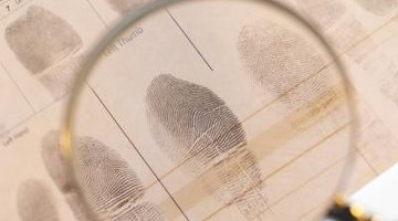 Fingerprinting caused a feud that almost ended in a fist fight.
