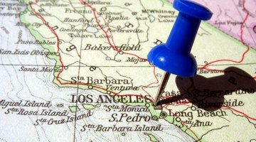 Find the right university in Los Angeles.