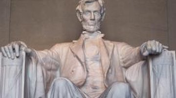 Abraham Lincoln was elected as the first Republican president in 1860.