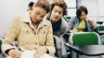 Law school exams can provide intense pressure for students.