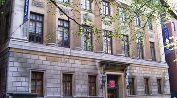 Steven L. Newman Hall at 137 East 22nd Street was built as one of the first Children's Courts in the U.S. (1912–1916).[4]