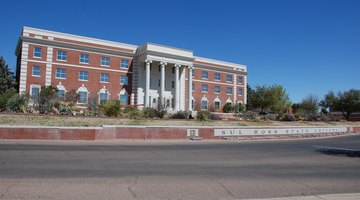 Lawrence Hall, Sul Ross State University
