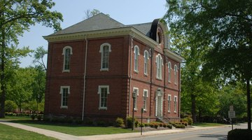 Campus buildings – oldest Methodist college in the U.S.in continuous operation