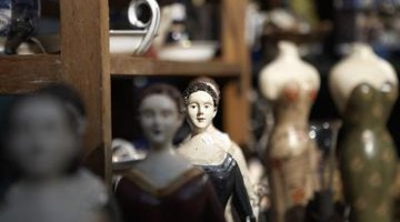 Antique appraisers must study numerous fields ranging from toys to fine art.
