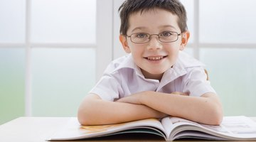 The children who take the SESAT test are five to six years old.