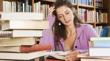 Spending more time studying at the library may help to improve your GPA.