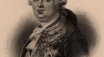 Louis XVI's reign was filled with missteps that  ultimately cost him his life.