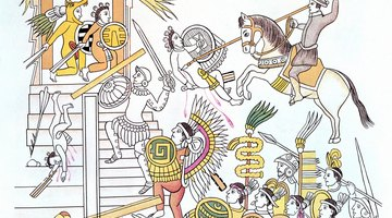 Aztec codices were used to document history, rituals and other important information.
