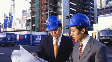 A licensed architect has both experience and a professional degree.