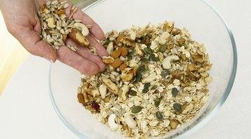 Calorías de la granola