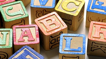 Each letter of our alphabet represents a particular sound or sounds.