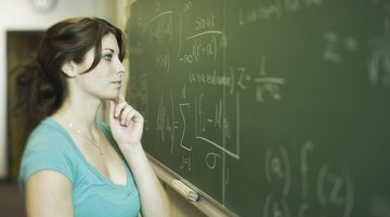 Challenging math classes can help prepare students for college.