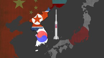 What Happened to Korea After Japan Lost Control of It at the End of WWII?