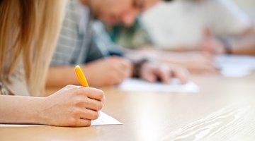 How to Calculate Grade Scores