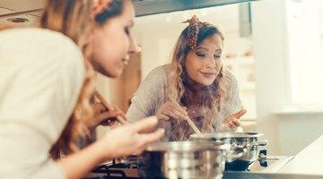 ¿Con simplemente oler comida aumentas de peso?