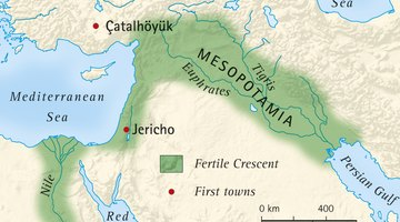 The Use of the Sail in Ancient Mesopotamia