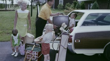 American Family Values of the Sixties